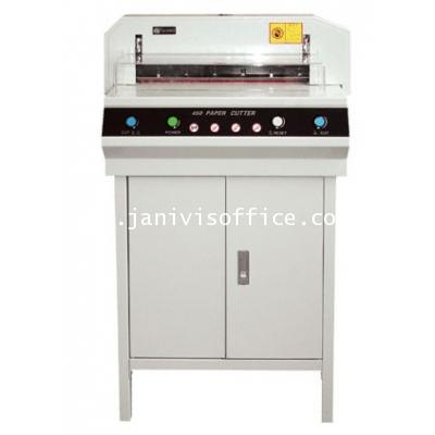 เครื่องตัดกระดาษไฟฟ้า PROPUNCH 450 v+(auto)