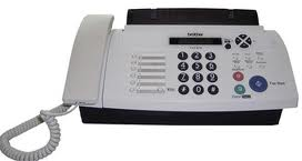 เครื่องโทรสารกระดาษธรรมดา brother FAX-878