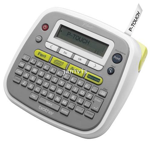 เครื่องพิมพ์อักษร บราเดอร์ PT-D200
