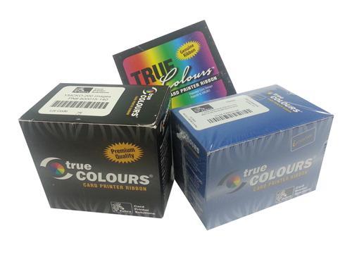 ริบบอน BLACKสำหรับเครื่องพิมพ์ บัตรพลาสติก Zebra Card Printer P330i