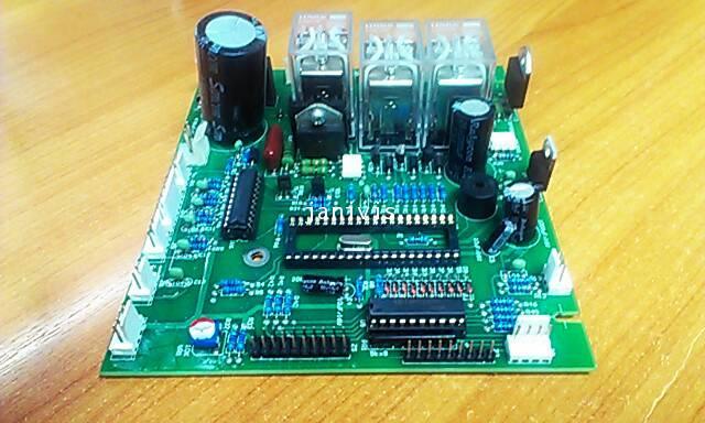 แผงวงจรเครื่องตัดกระดาษไฟฟ้า รุ่น 450Z3