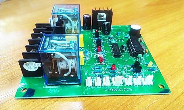 แผงวงจรเครื่องตัดกระดาษไฟฟ้า รุ่น 450D,V