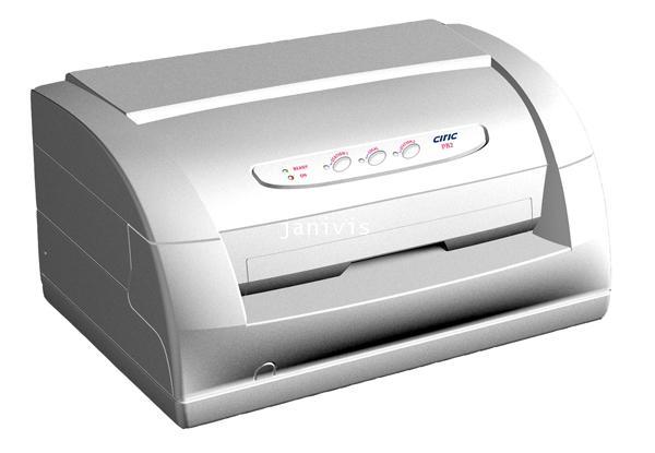 เครื่องพิมพ์สมุดเงินฝาก CITIC รุ่นใหม่ PB2a เร็วกว่าเดิม
