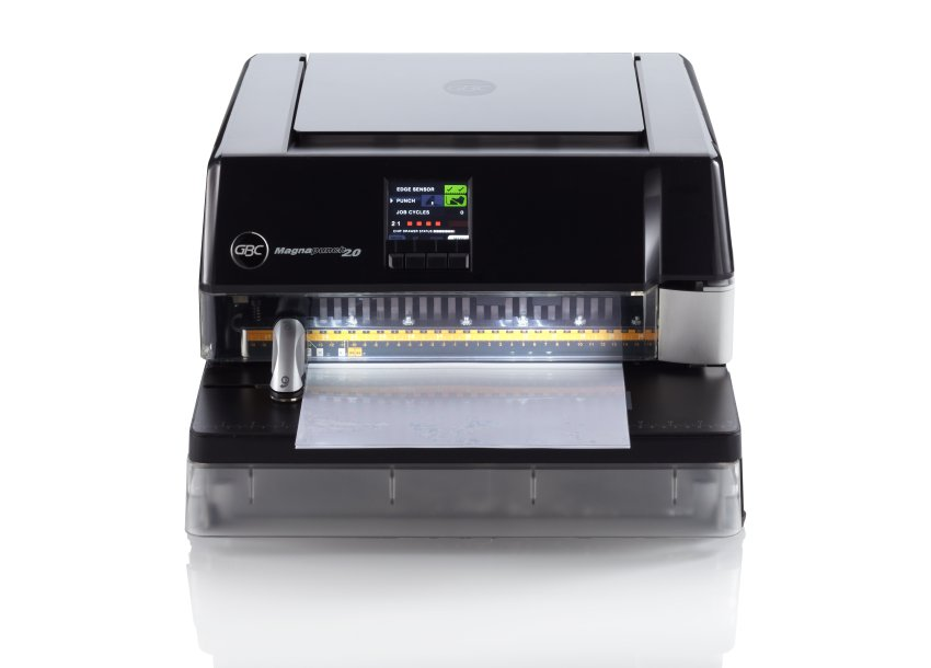 เครื่องเข้าเล่มไฟฟ้า  GBC MagnaPunch 2.0