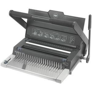 เครื่องเจาะเข้าเล่มGBC Multibind 420 Machine 4-in-1 Manual Binding Machine