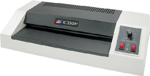 เครื่องเคลือบบัตร GMP รุ่น IC-2301P (A4) ยกเลิกการผลิต
