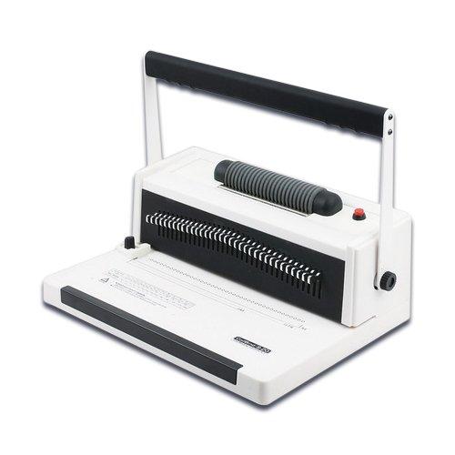 เครื่องเข้าเล่มสันเกลียว  TB-S20A Coil Binding Machine with Electric Coil Inserter