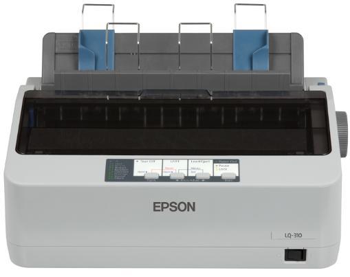 Epson LQ-310+ IIด็อท เมตริกซ์ พรินเตอร์ 24-เข็มพิมพ์ แคร่สั้น