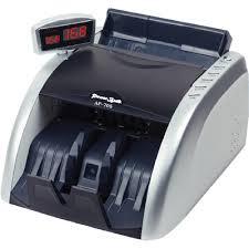 เครื่องนับและตรวจสอบธนบัตรระบบใบปัดPOWER BANK AP-705