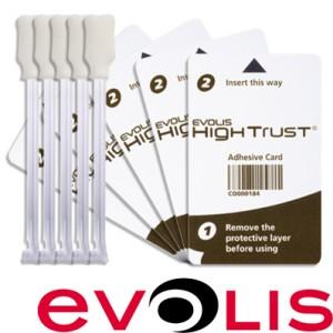 Regula Cleaning Kit for Evolis รุ่น Zenius,Primacy ACL001