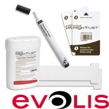 Advance Cleaning Kit for Evolis รุ่น Zenius,Primacy ACL002