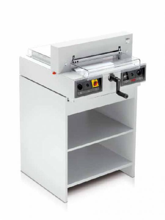 เครื่องตัดกระดาษไฟฟ้า Ideal 4350(Paper Cutting Machine )