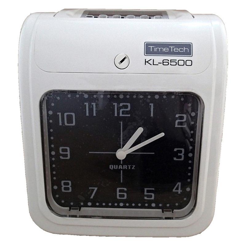 นาฬิกาตอกบัตรพนักงาน TIME TECH รุ่น KL-6500
