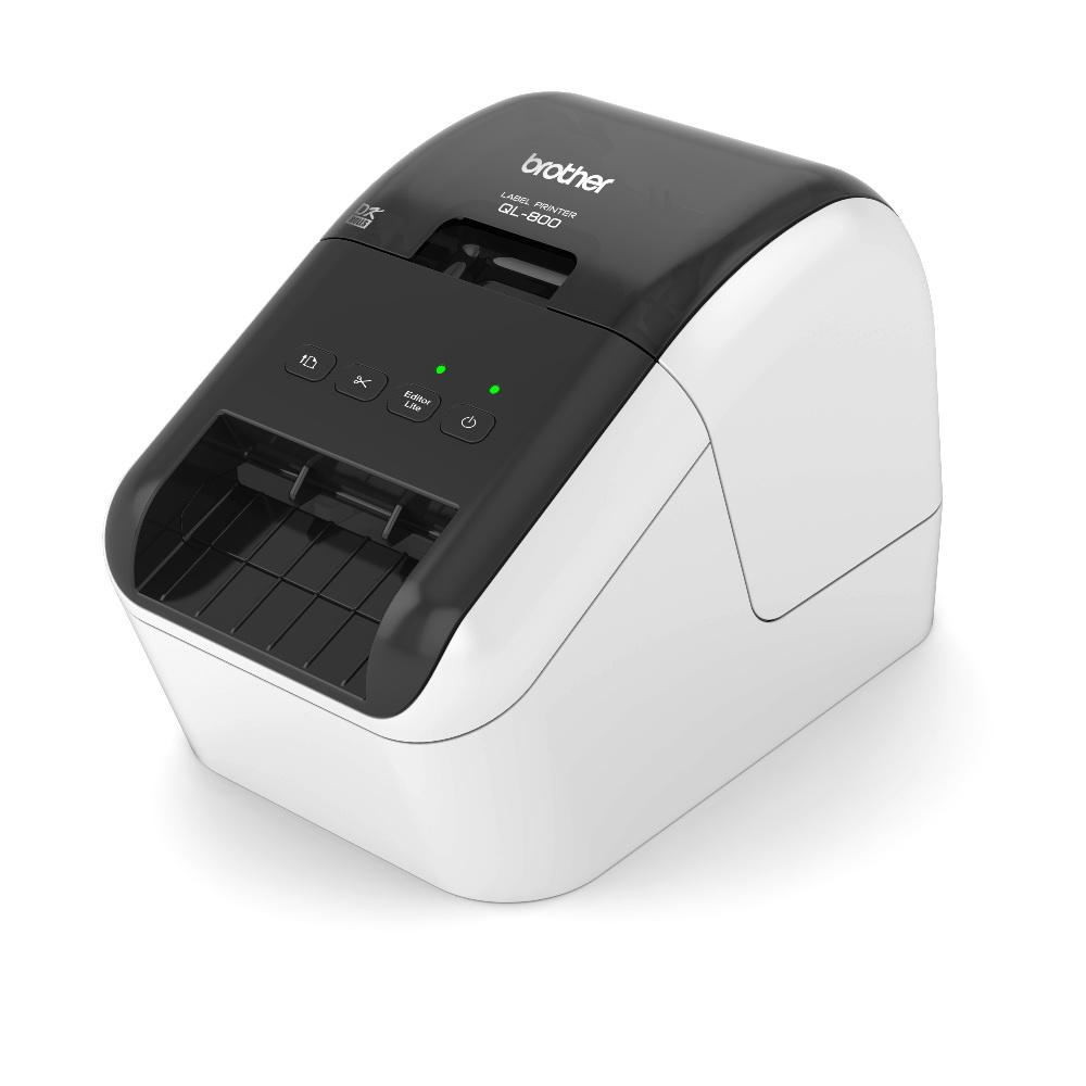 เครื่องพิมพ์ฉลากบราเดอร์  QL-800 ,  BROTHER QL-800