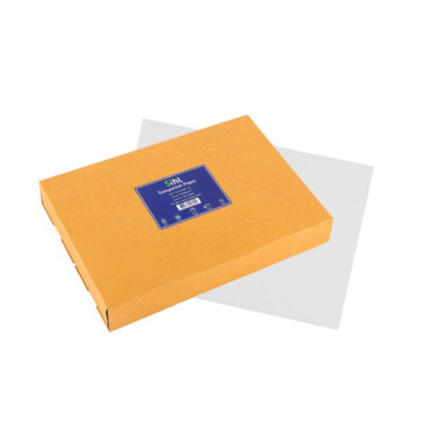 กระดาษไข ชิล(sihl)ชนิด แผ่น ไม่มีกรอบ 92g. A4(500แผ่น/กล่อง)