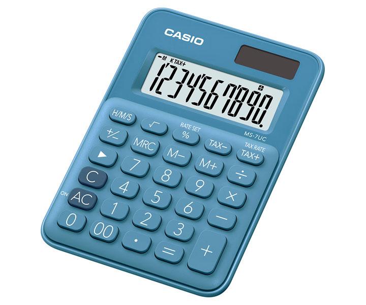เครื่องคิดเลข Casio MS - 7UC