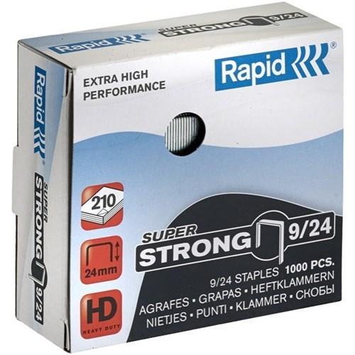 ลวดเย็บราปิด9/24( RAPID9/24) 1000ตัว/กล่อง