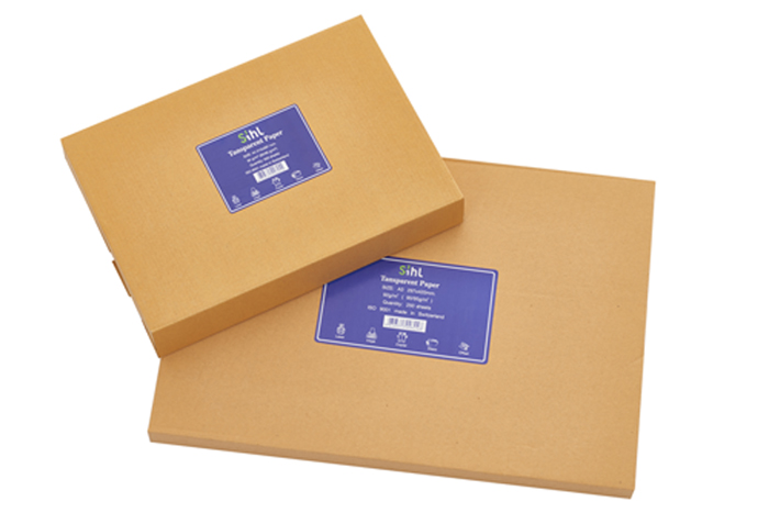 กระดาษไข ชิล แผ่น ไม่มีกรอบ 112g.A3(กล่อง250แผ่น)