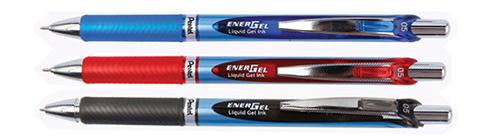 ปากกาหมึกเจล เพนเทล หัวกด BLN -75 0.5มม