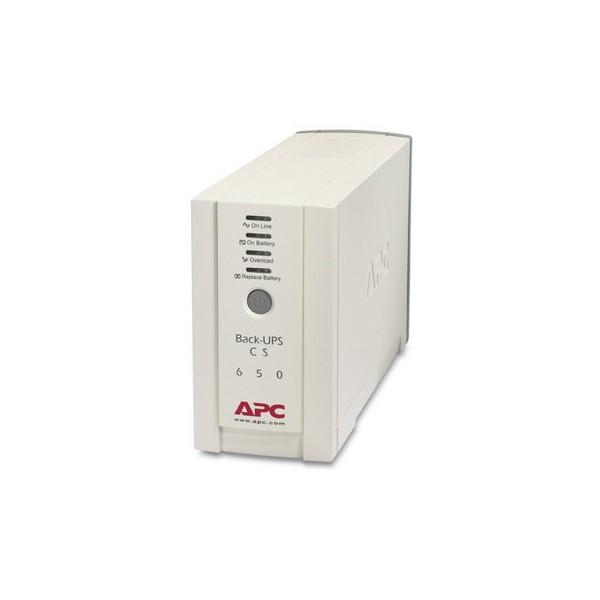 UPS (เครื่องสำรองไฟฟ้า) APC 650 VA (BK650EI)