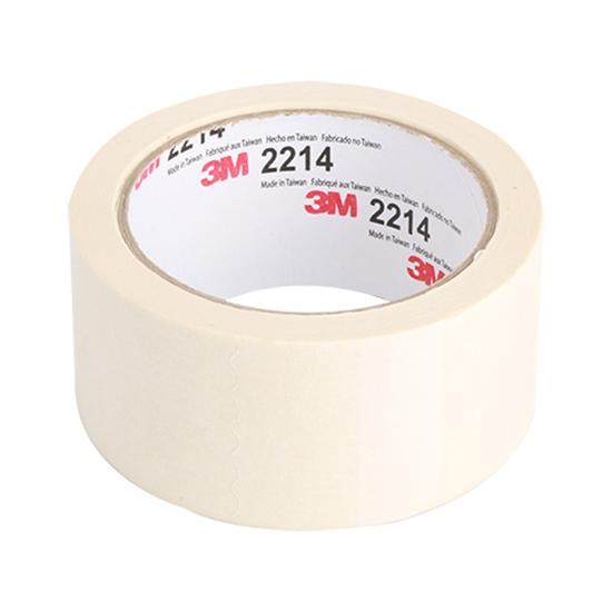 เทปกระดาษกาวย่น 3M 2214 (48mm.x25m.)