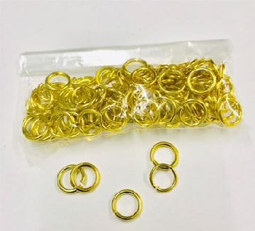 ห่วงทองเหลือง เบอร์ 16 (12 มิล)