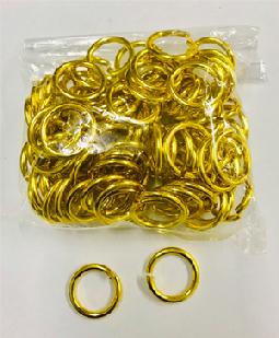 ห่วงทองเหลือง เบอร์ 13 (21 มิล)