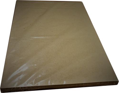 กระดาษคราฟสีน้ำตาล110แกรม A3