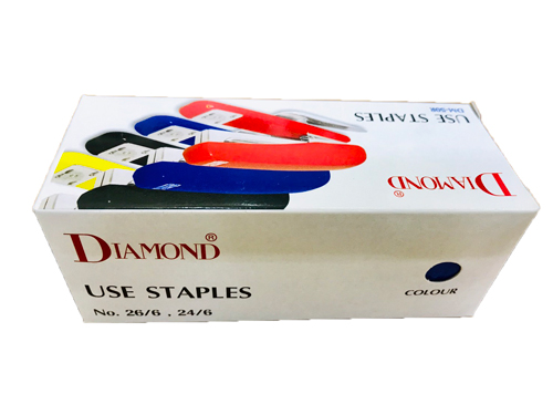 เครื่องเย็บกระดาษ ไดมอนด์ 50R DIAMOND DM-50R(เย็บหนา30แผ่น) 4