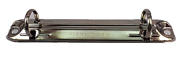 ห่วงใส่แฟ้ม2ห่วง16มม.รูปวงกลม P133/2/16R(20)