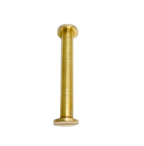 น๊อตยึดแฟ้มสีทอง ขนาด 1.5นิ้ว.(38มม.)
