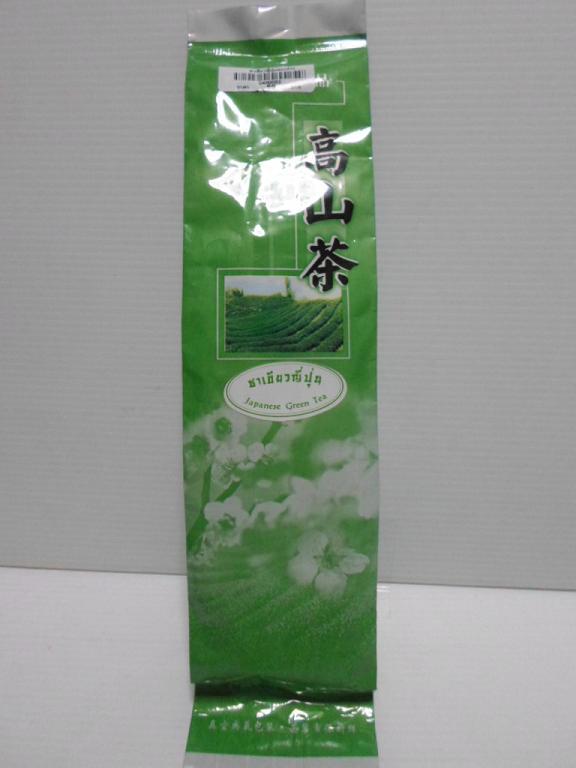 ชาเขียวญี่ปุ่นซองฟรอยด์ (เชียงใหม่การ์เด้นท์) 150g