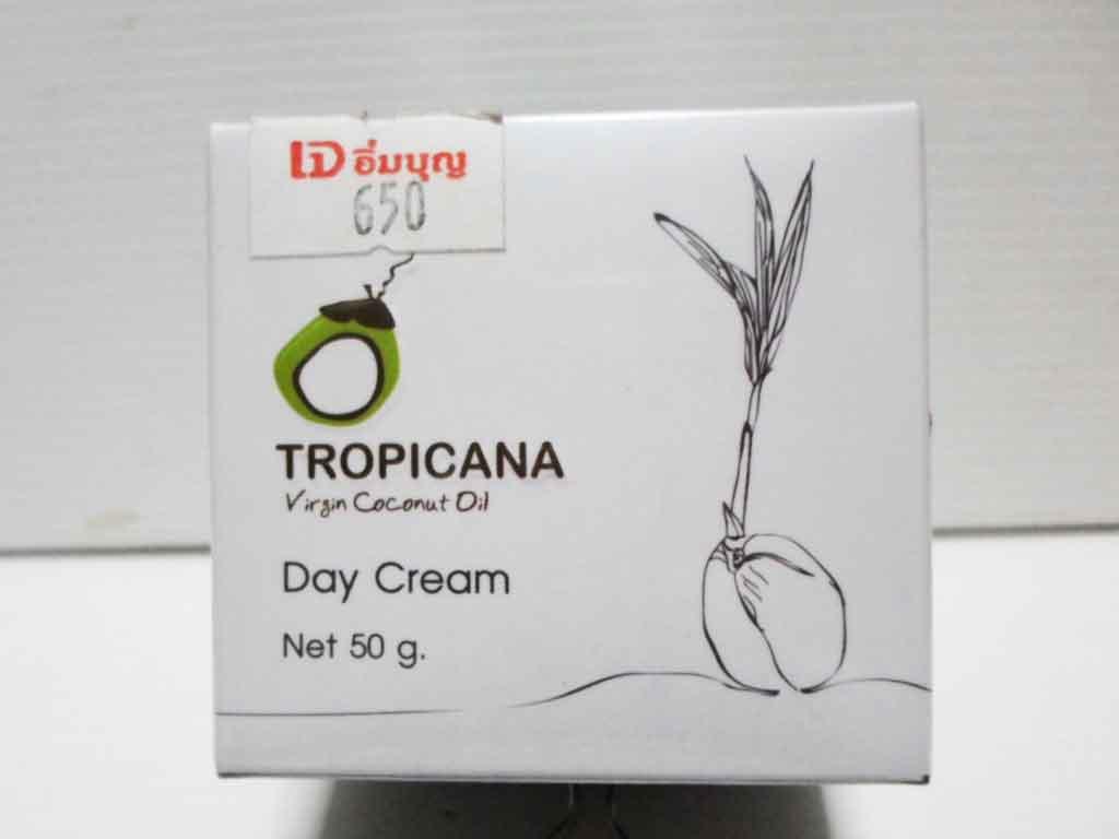 Coconut  Day Cream Tropicana 50g