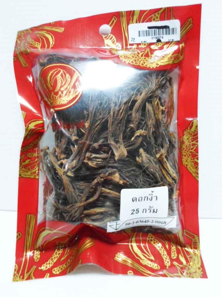 ดอกงิ้วแห้ง(50g) (ศิริเรืองอำไพ)