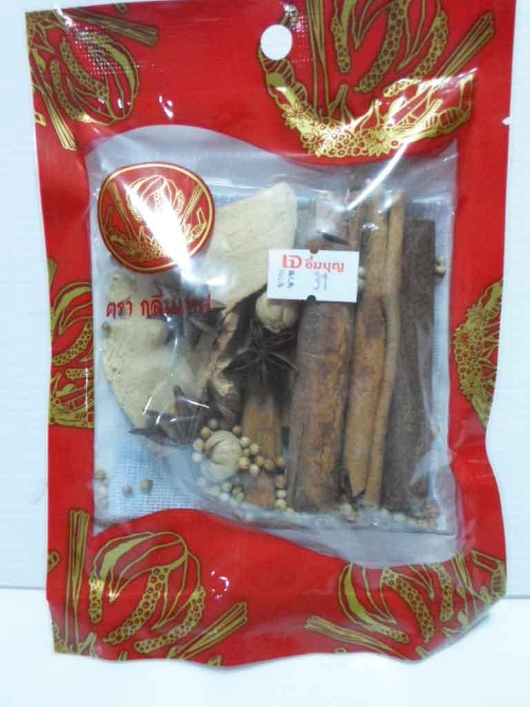 ชุดพะโล้ Chinese Spices Blend(40g)  (ศิริเรืองอำไพ)