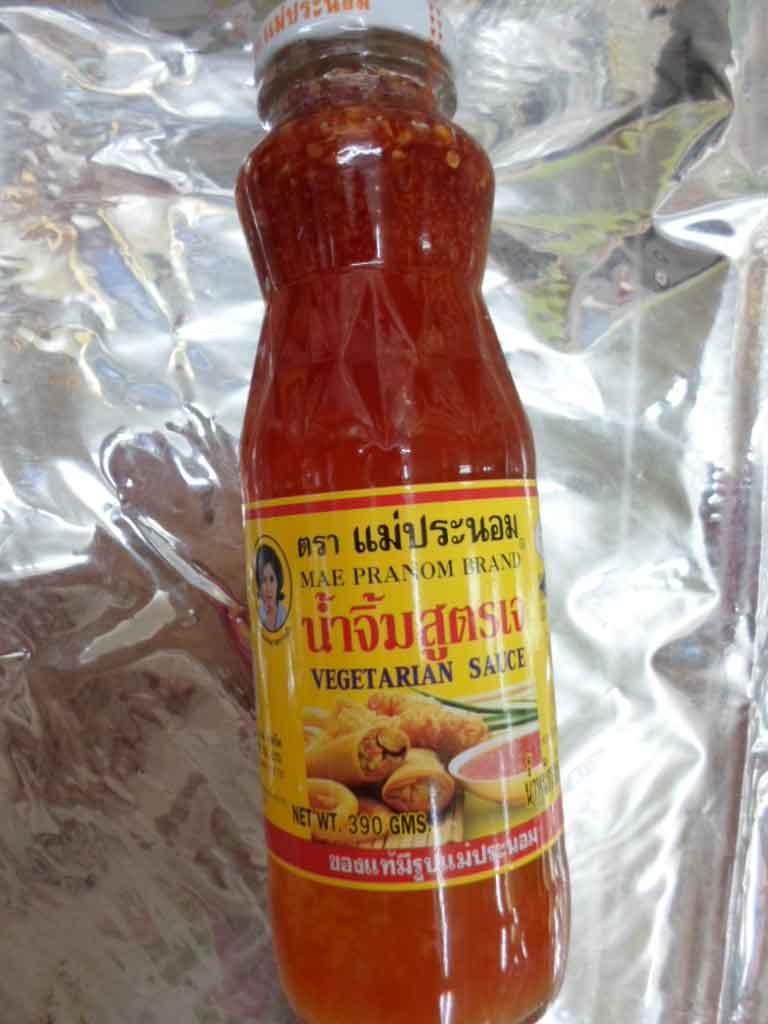 น้ำจิ้มไก่เจแม่ประนอม ( 390 g.)