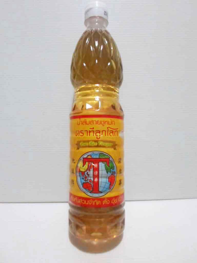 น้ำส้มสายชูหมัก (ทีลูกโลก) 700 ml