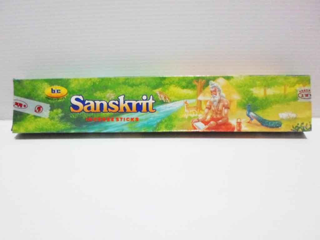 กำยาน Sunskrit 50g  /Incense Stick Made In  India