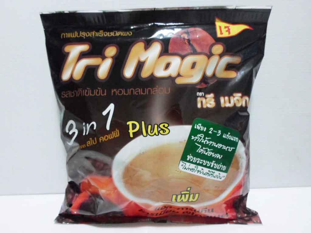 กาแฟ 3 in 1 (3 Magic)  20\'s 300g