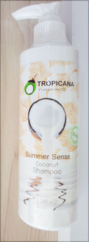 Summer Sence Coconut Skin lotion Tropicana 240ml
