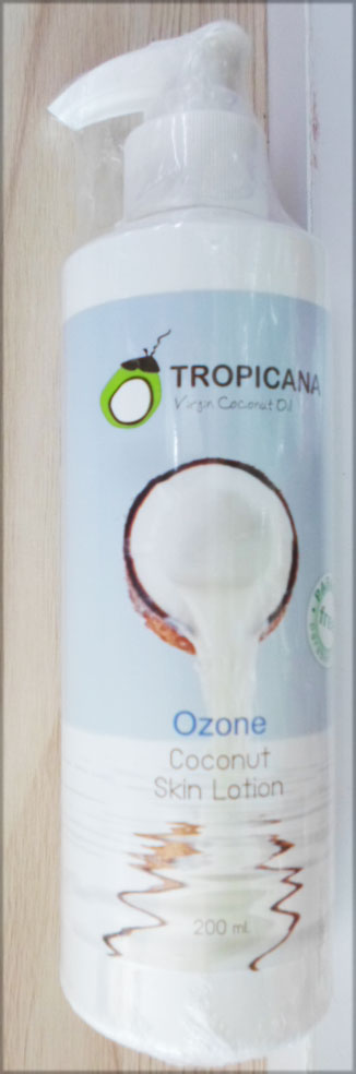 Ozone Coconut Skin lotion Tropicana 240ml