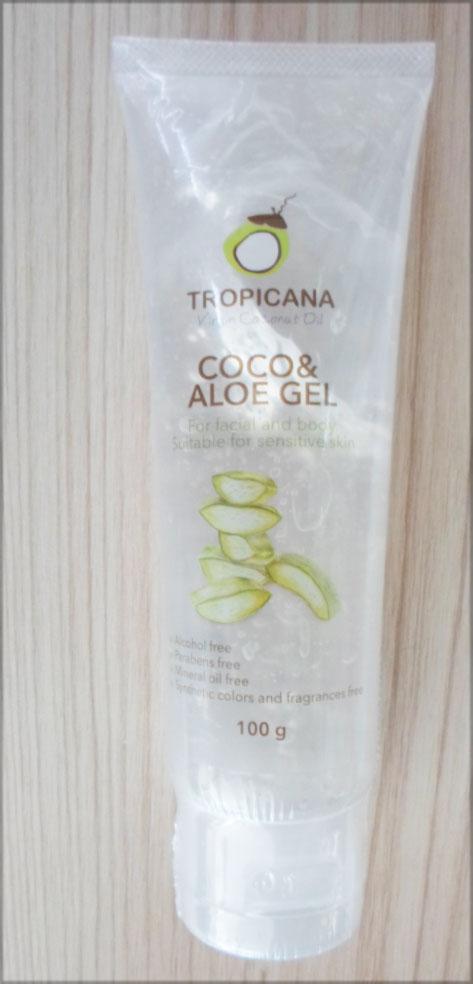Coco  Aloe Gel Tropacana(100g)