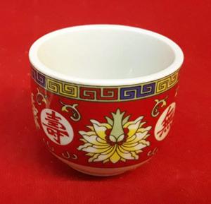 ถ้วยน้ำชาเดี่ยว(คละแบบ)1400167