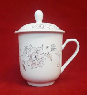 ถ้วยน้ำชามีฝาปิด(คละแบบ)1400052
