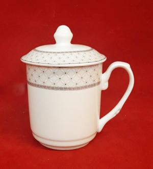 ถ้วยน้ำชามีฝาปิด(ขาว)[89]1400052