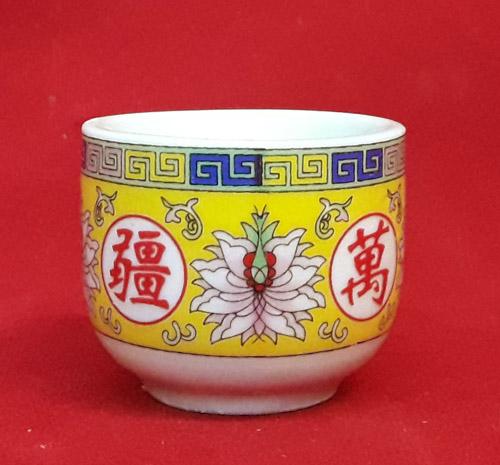 ถ้วยน้ำชาเดี่ยว(คละแบบ)[19]1400167