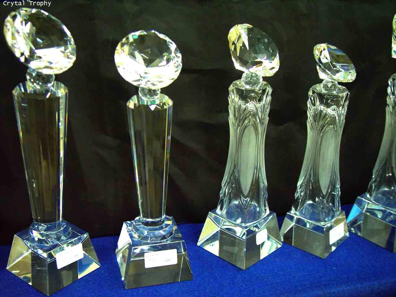 Crytal Trophy