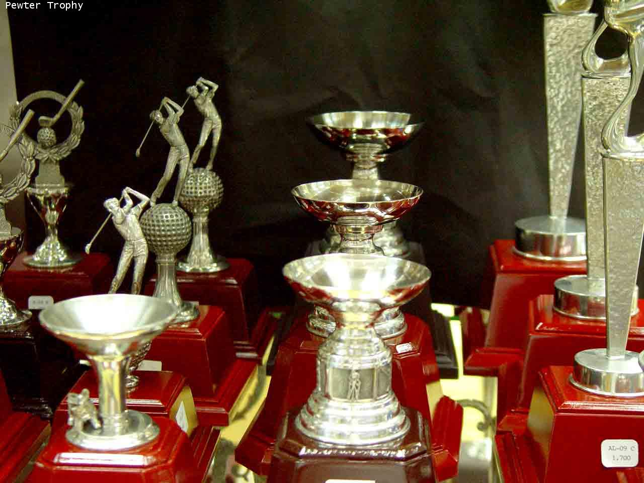 Pewter Cup