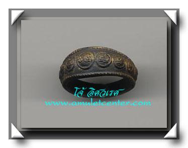 แหวนมงคลเก้า วัดราชบพิธ พ.ศ.2480กว่า