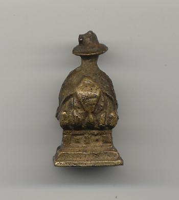 พระบรมรูปพระบาทสมเด็จพระเจ้าตากสินมหาราช วัดสุทัศน์ ท่านเจ้าคุณศรี ( สนธิ์ ) พ.ศ. 2494 -95 องค์ที่ 2 1